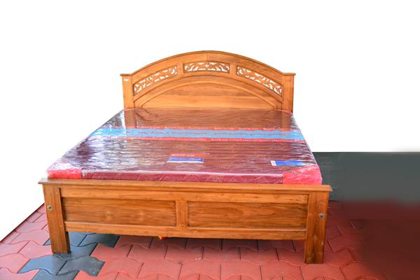 teak wood cot images 1